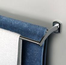 Штанга для полотенец двойная WasserKRAFT Серия Oder К-3000