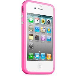 Бампер пластик для iPhone 4/4S цвет в ассортименте