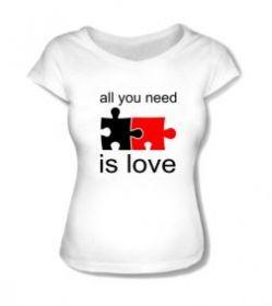 Тебе нужна только любовь