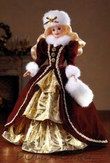 """Коллекционные куклы Барби: Барби """"Happy Hollidays"""" - 1996 Happy Holidays® Barbie® Doll"""