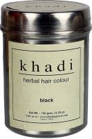 Khadi Herbal Hair Colour Black