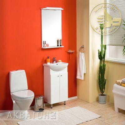Мебель для ванной комнаты Акватон Мира 45