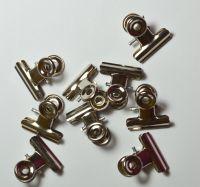 Зажимы для арки ногтей, металлические (2 см)