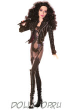 Коллекционная кукла  Барби Шер - 80's Cher Bob Mackie Doll