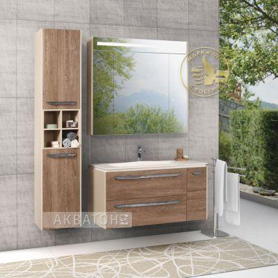 Мебель для ванной комнаты Акватон Блент 80