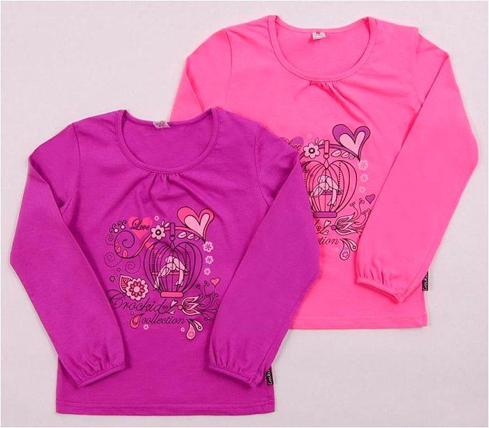 Блуза для девочки Амур