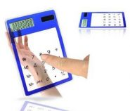 Прозрачный калькулятор