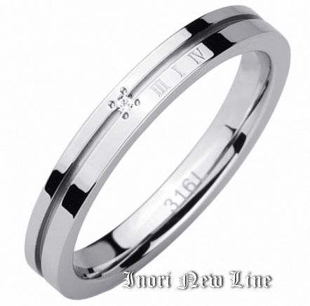 Кольцо Inori New Line оригинального дизайна
