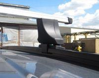 Багажник на крышу на Suzuki Grand Vitara (Атлант, Россия), прямоугольные дуги