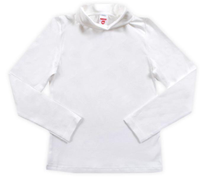 Белый джемпер для девочки Optop
