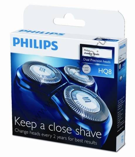 Бритвенные головки Philips HQ8