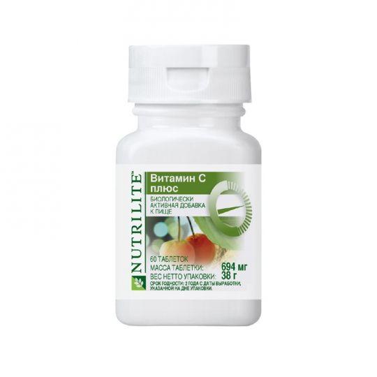 NUTRILITE Витамин С плюс