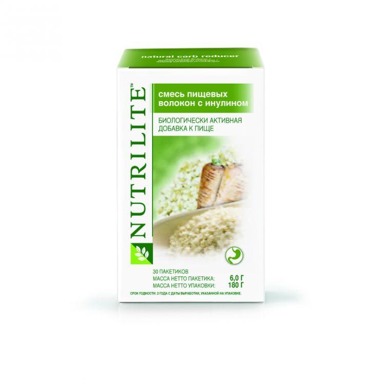 NUTRILITE смесь пищевых волокон с инулином