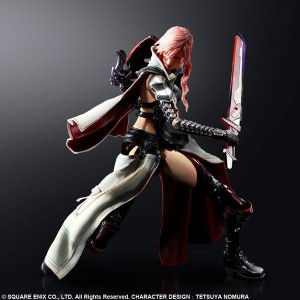 Фигурка Lightning Final Fantasy XIII