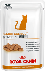 Senior Consult Stage 1 WET (0,1 кг х 12 шт)