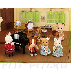 "Sylvanian Families. Набор ""Урок музыки"""