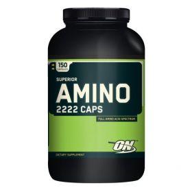 Optimum Nutrition Superior Amino 2222 (150 капс.)