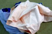 Ветошь фланелевая (лоскут цветной 40*60)