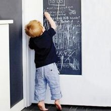 Стикер на стену для рисования мелом