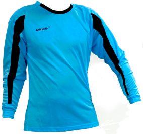 Вратарский свитер Seven синий