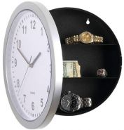 Настенные часы-сейф