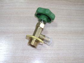 Вентиль для баллона с фреоном CТ-339 (R-134)
