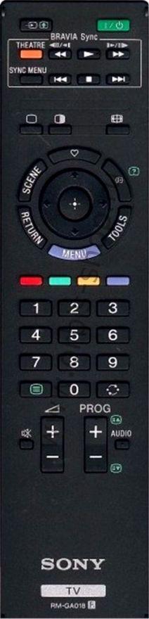Пульт Sony RM-GA018