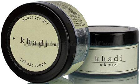 Гель для ухода за чувствительной кожей под глазами Кхади (Khadi Under Eye Gel)