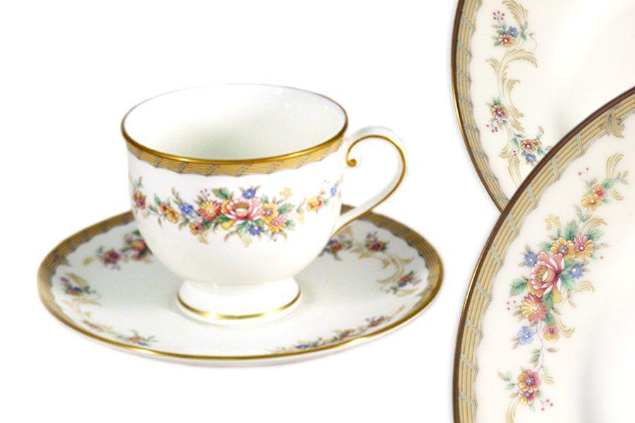 """Чайный набор на 1 персону """"Наслаждение"""", 2пр., 0.2 л."""