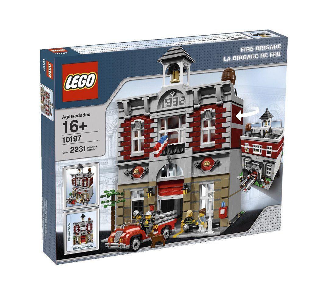 10197 Пожарная команда