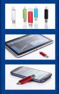 Флешка для смартфона и ПК (8 ГБ, Micro USB, USB 2.0).