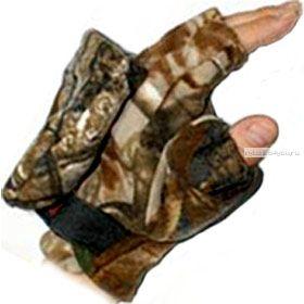 Купить Перчатки-варежки Scorana Fire Wind C