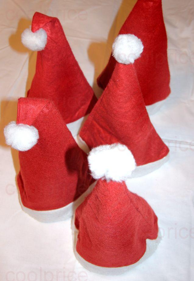 Комплект новогодних шапок
