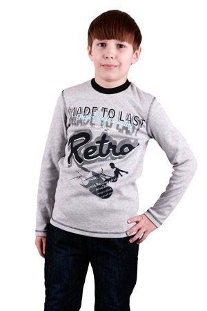 Джемпер для мальчика Ретро