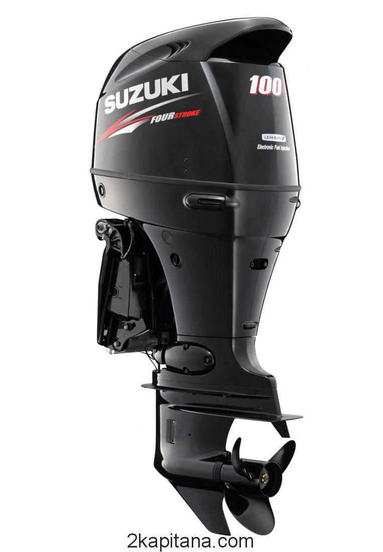 Лодочный мотор SUZUKI DF100ATL (Сузуки)