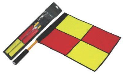 Флаги для боковых судей (футбол)
