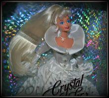 Коллекционная кукла Барби Хрустальное великолепие  - Crystal Splendor Barbie Doll