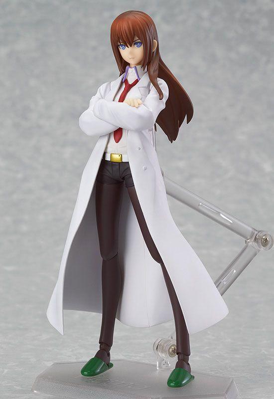 Фигурка figma Kurisu Makise White Coat ver.