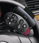 Универсальный д/у пульт на руль  автомобиля