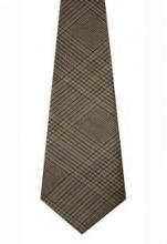Традиционный шотландский твидовый галстук 100% шерсть , расцветка   Крэйл