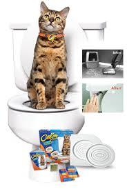 Обучающий туалет для котов и кошек