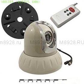 Видеокамера поворотная  WNK388 (420TVL 6MM)