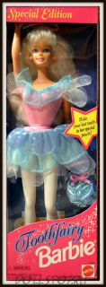 кукла Барби как Зубная Фея - Toothfairy Barbie doll