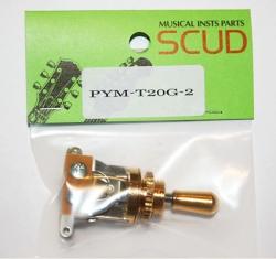 SCUD Pym-T20 Переключатель 3-х позиционный открытый