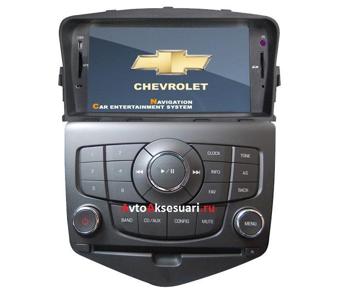 Штатная магнитола для Chevrolet Cruze