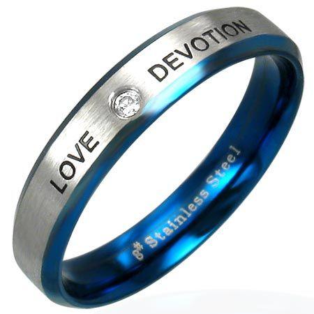 Кольцо Love Devotion