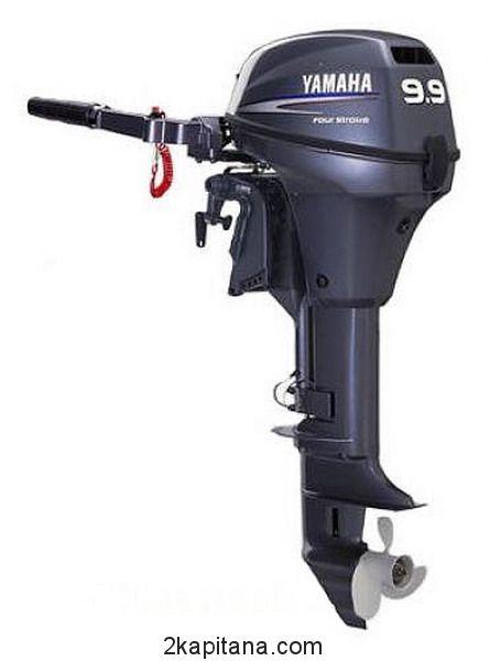 Лодочный мотор Yamaha (Ямаха) F 9,9 JMHS
