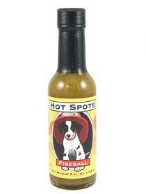 Острый соус Hot Spots Fireball