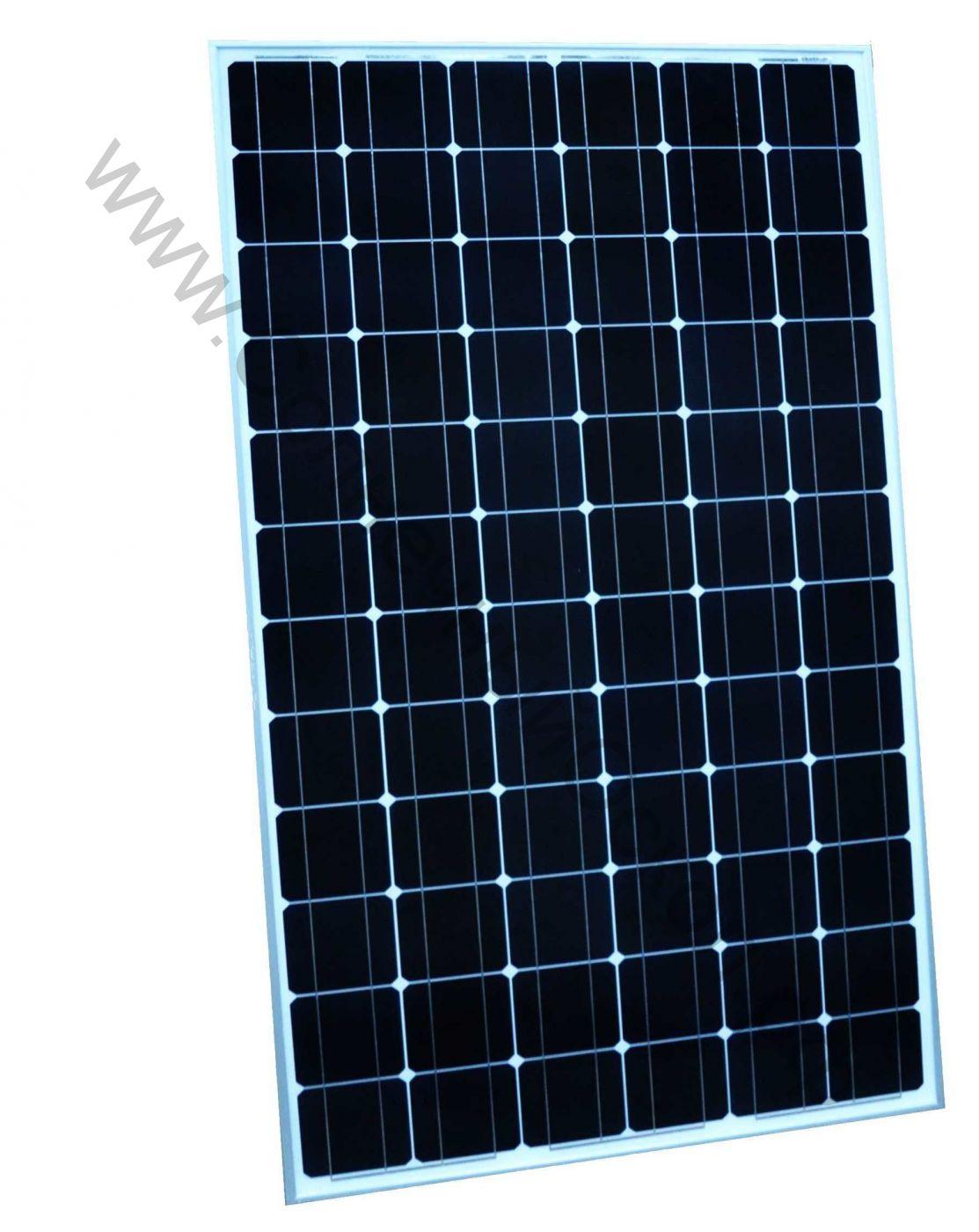 Солнечная панель 250 Вт 24 В (mono-Si)