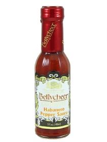 Острый соус Bellycheer Gourmet Habanero Hot Pepper Sauce